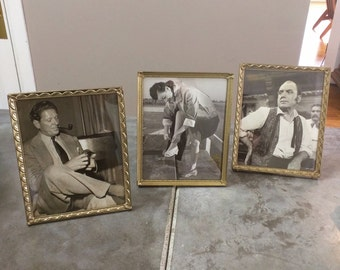 Three Vintage Frames