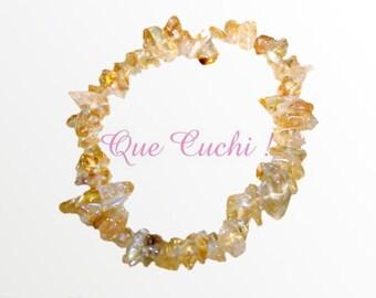 baroque bracelet in citrus