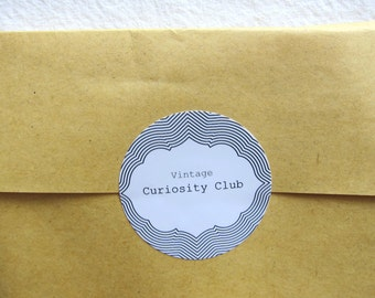 Vintage curiosity club 3 month subscription