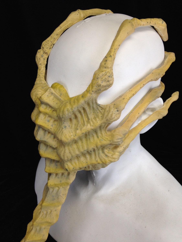 Alien Facehugger Face Hugger Mask Costume