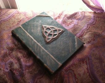 "Charmed Book of Shadows Book Cover for Kindles, iPad Mini or other 6""-8"" Tablets"