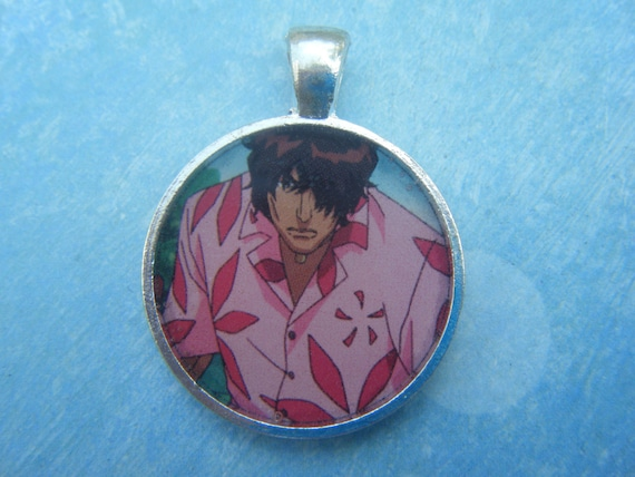 Bleach: Chad Pendant by AnimeHaven on Etsy