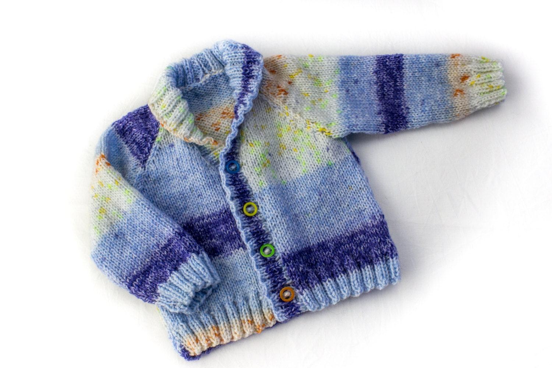 Knitting pattern shawl collar cardigan 6 sizes baby zoom bankloansurffo Choice Image