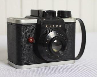 Ansco Readyflash Vintage Camera!  Free Shipping!