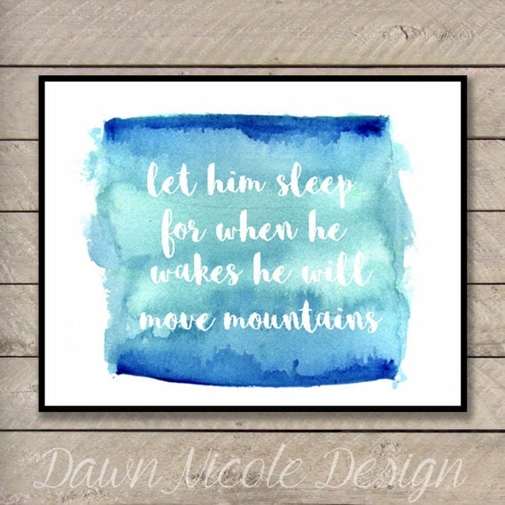 Modern calligraphy quote inspirational with watercolor