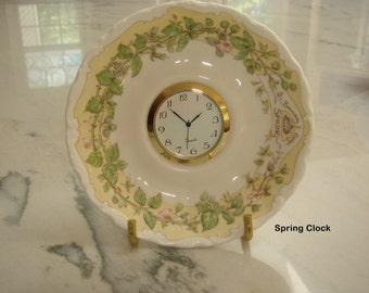 Saucer Clocks