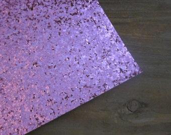 Glitter Material Bubblegum 8X10 sheet