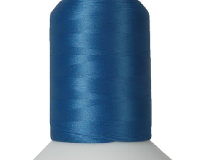 Thread Art - Wooly Nylon Thread - 1000m Spools - Blue - SKU:THWL9132