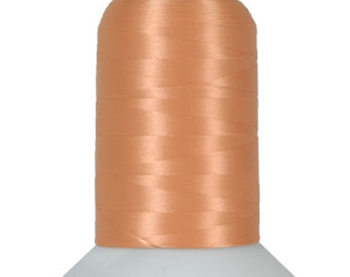 Thread Art - Wooly Nylon Thread - 1000m Spools - Pumpkin  - SKU:THWL9200