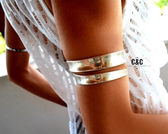 Arm Cuff, Upper Arm Bracelet, Body Jewelry