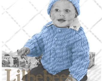 Knitting Pattern Baby Chest Sizes : Baby Knitting Pattern PDF Download Pinafore dungarees and