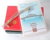Fremont Bridge 3D Model Kit Portland Oregon