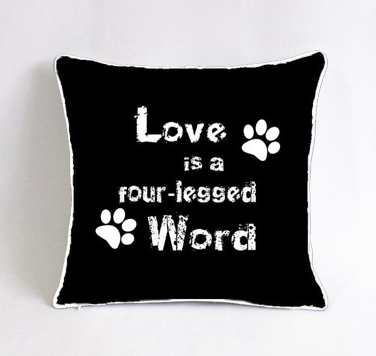 Decorative Pillows Funny : custom dog throw pillow 18x18 funny dog cushion case