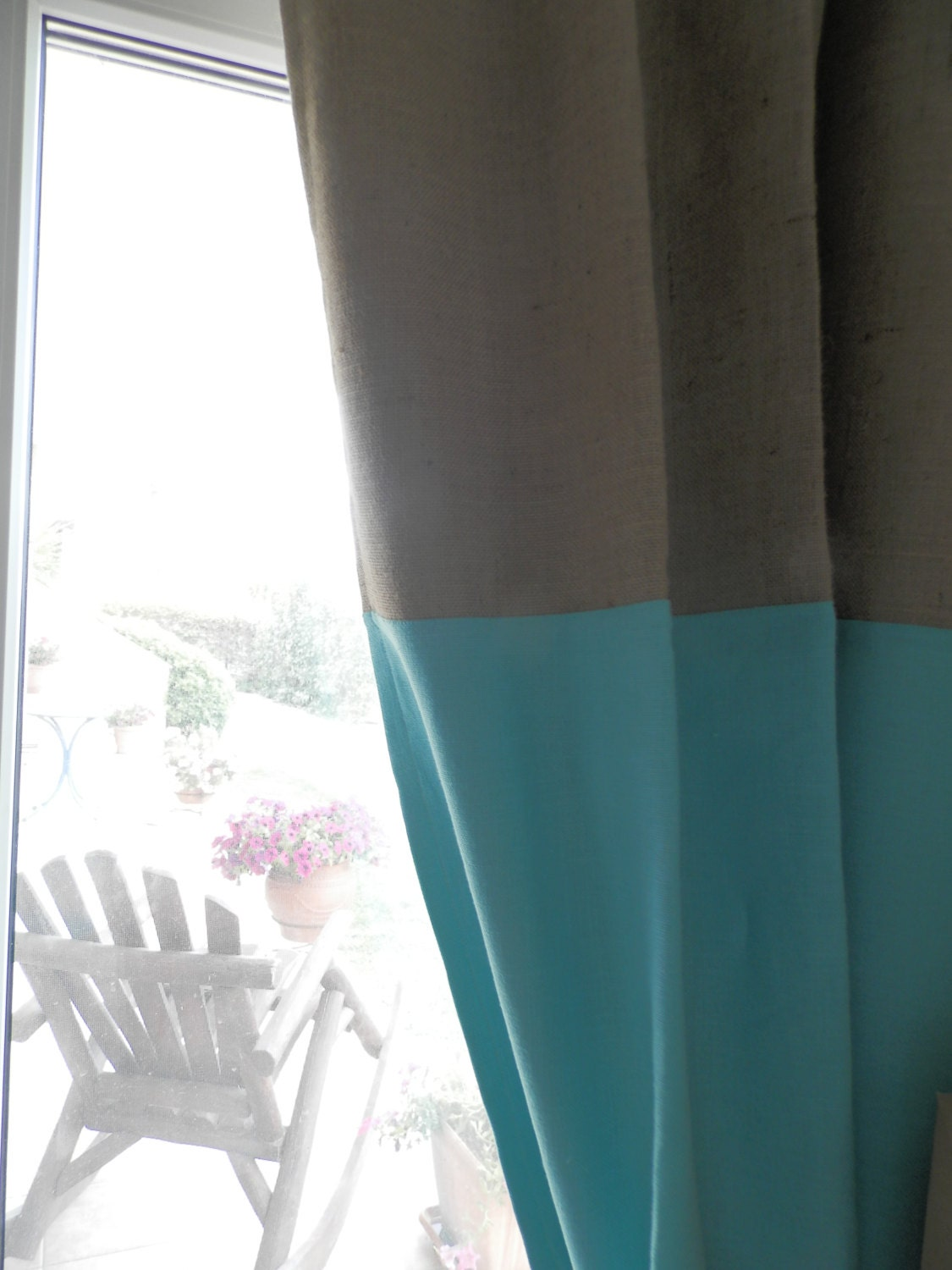 turquoise bedroom curtains, Bedroom decor