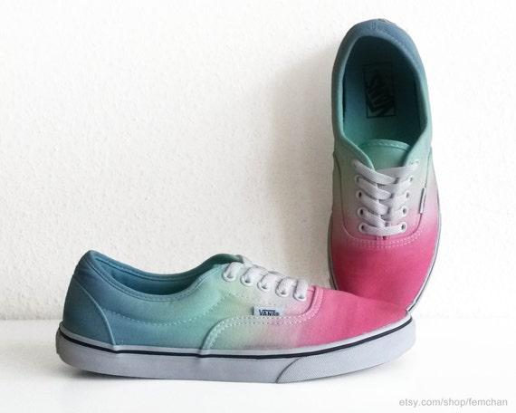 Vans Pastel Colours Multi-colour Vans Lpe Sneakers