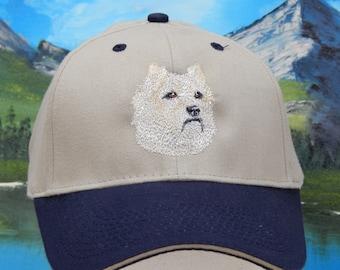 Carin Terrier Cap