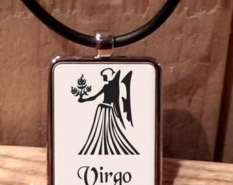 Zodiac Virgo Necklace