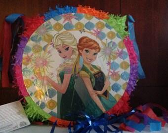 Frozen Fever Party Pinata Frozen Fever party Supplies Free Ship
