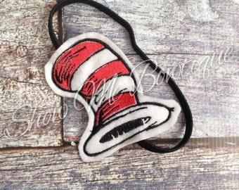 Cat Hat Headband Slider design Instant Download