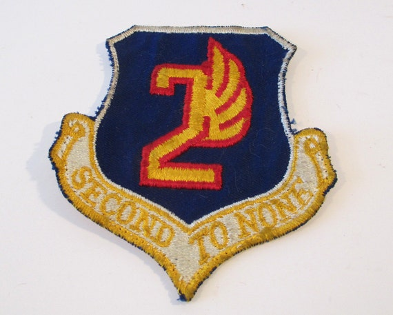 Second air force patch