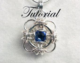 Ming Medallion Tutorial