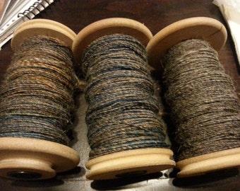 Kentucky Thunder handspun yarn