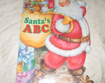 Santa's ABC Giant Book