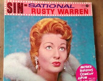 Rusty Warren Etsy