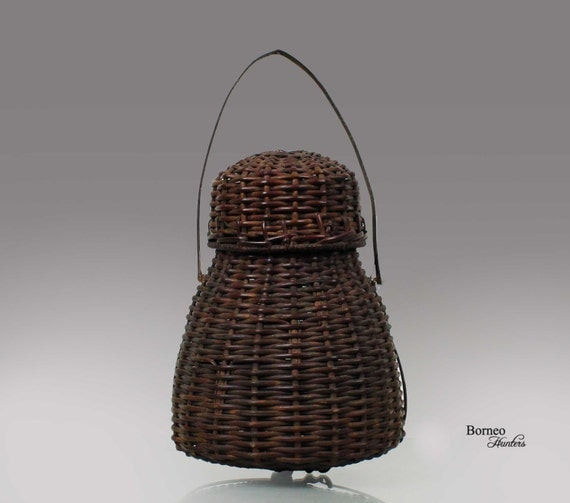 how to make a fish basket trap