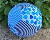 Blue Apple Ball-Oon Ball