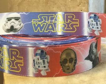 5 YDS Star Wars Logo Ribbon