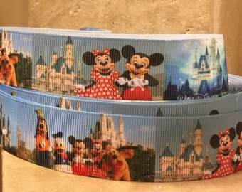 5 YDS Walt Disney World Ribbon