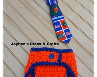 Baby Boy tie and Diaper Cover, Wedding, Family Picture, Photography Prop, Little Boy Ties - Boys