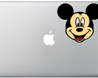 Mickey Mouse Laptop Decal