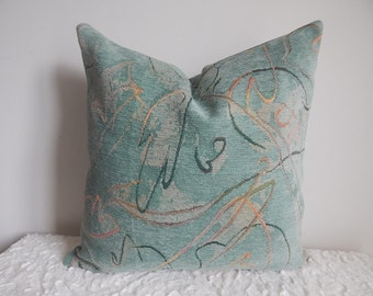 Modern Pattern,Heavy Weight velvet Pillow Cover,Throw Pillow,Decorative Pillow 18x18,Both Sides Have The Same Fabric