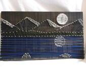 String Art- Moon Reflections