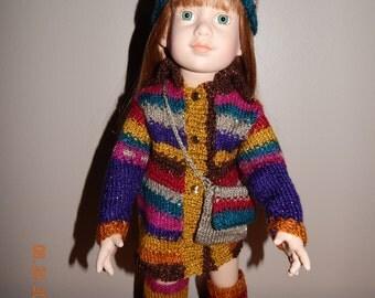 MAGIC ATTTIC Knitted Coat, etc.
