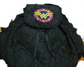 Wonder Woman Personalized backpack tote Bag