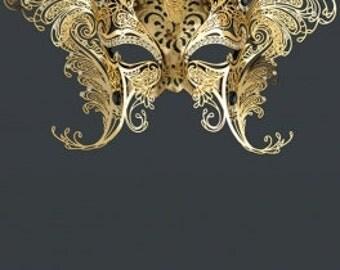 Venetian Mask Chrysalis