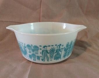 Pyrex Amish Butterprint Bowl 474B KN0014