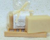 Goats Milk Soap, Unscented, Cold Process Soap