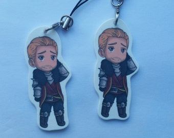 Dragon Age Cullen Rutherford charm