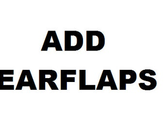 Add Earflaps To Any One Hat