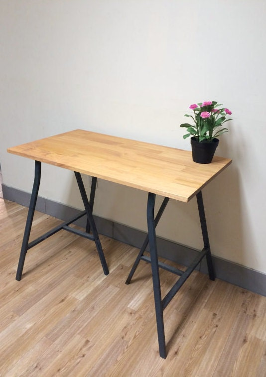 36x20 Small Desk On Ikea Metal Table Legs Desk By