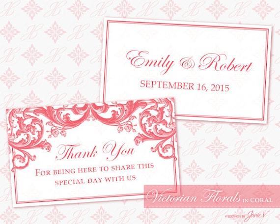 DIY Printable Wedding Favor Tag Template Printable Favor Tag ...