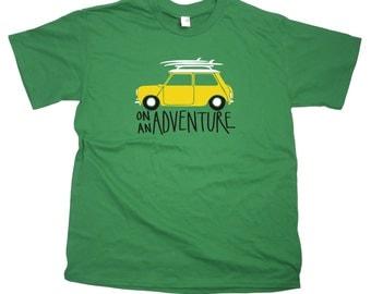 Men's Classic Mini On An Adventure T-Shirt