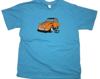 Men's Citroen 2CV T-Shirt
