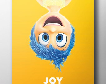 Inside Out - Joy (poster)