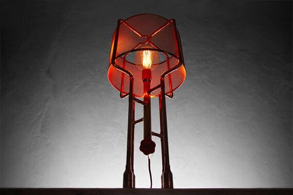 ATOMO Copper Table Lamp