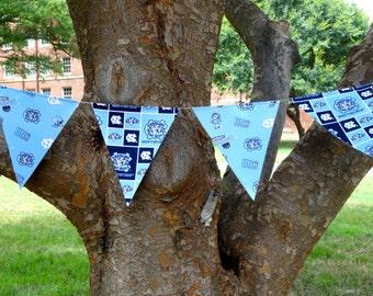 UNC Tarheels Banner